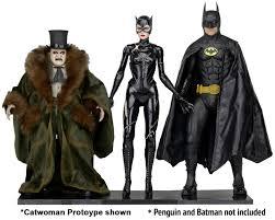 Long Halloween Batman Figure by Neca Announces Batman Returns Catwoman 1 4 Scale Figure