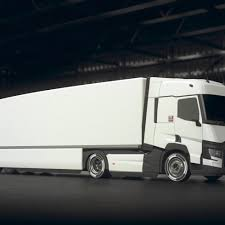 100 Aerodynamic Semi Truck Renault S Corporate Press Releases Optifuel Lab 3