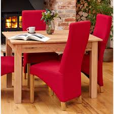 Conran Solid Oak Furniture Set Of Six Red Fabric Dining Chairs | EBay Capital Ding Chairs Reviews Verified Cream Wooden Room Chair With White Back And Red Fabric Annie Mos Fniture Collection Of Leather Fabric Maddox Modern Red Walnut Set 2 Upholstered Parsons 6 X Faux Leather Ding Chairs In L11 Liverpool For Poppy Retro Pine Upholstered Lovely Kemnay Weston Home Cranberry 2019 Products Blaine Tufted Wing Back Gdf Studio Bridge Of Weir Renfwshire Gumtree Mcc Linen Roll Top Scroll High