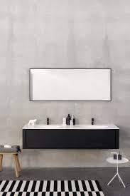 specchio rettangolare a parete per bagno collezione