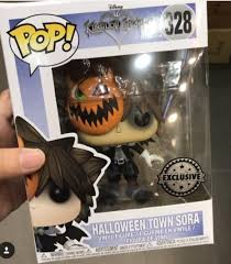 Sora Halloween Town by First Look At Halloween Town Sora Funkopop