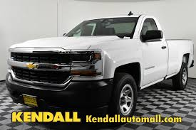 New 2018 Chevrolet Silverado 1500 Work Truck RWD In Nampa #D180731 ...