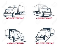 Cargo Truck Delivery Service Logo Templates Set. Transportation ... Transport Truck Company Logo Stock Photos Entry 65 By Subrata611 For Need A Logo Trucking Company On White Background Royalty Free Vector Image Elegant Playful Shop Design Texas Complete Truck Center Contests Creative Woodys Logos Capvating Real Logos Trailers V201 American Simulator Template Truck Design Mplate Business Cporate Vector Icon Bold Masculine It Noonans Adcabec