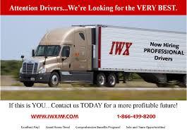 100 Iwx Trucking IWX News Article IWX Employee Portal
