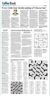 Crossword changes leave some readers puzzled