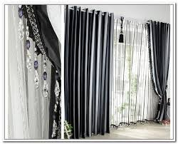 Ikea Sanela Curtains Grey by Sanela Curtains 1 Pair 55x118