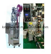 Industrial Stick Bag Sugar Coffee Powder Packaging Machine Back Seal Granule Packing