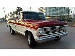 Gallery Of 1971 Ford F100 By Ford F Miles Light Green Truck Cid V ...