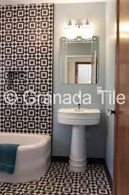 Tiling A Bathroom Floor On Concrete by 60 Best Granada Tile In The Bathroom Images On Pinterest Master