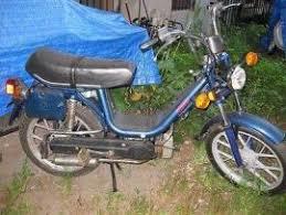 1984 Vespa Piaggio Grande Moped
