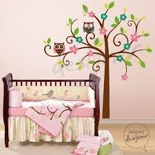 Owl Bedroom Wall Stickers by Pink Owl Bedroom Love This For The Future But Maybe Not The Pink