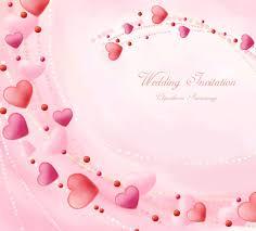 Wedding Invitation Card Psd File Free Download Unique Background Design
