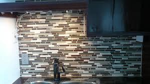 Backsplash Glass Tile Cutting by Cutting Glass Tile Backsplash Around Outlets Home Design Ideas