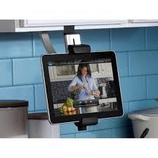 support tablette suspendu spécial cuisine belkin pour et