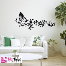 stickers pas cher stickers pas cher on decoration d interieur moderne mural idees