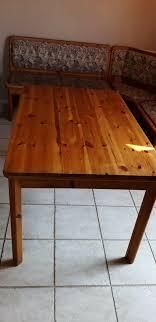 esszimmer tisch küchentisch echtholz ausziehbar