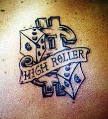 Dice Tattoo Designs The Cool Meaning And Ideas Tattooeve