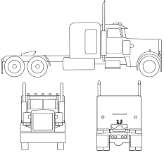 Peterbilt Semi Truck Coloring Page Drawing Sketch Coloring Page ... Semi Truck Outline Drawing How To Draw A Mack Step By Intertional Line At Getdrawingscom Free For Personal Use Coloring Pages Inspirational Clipart Peterbilt Semi Truck Drawings Kid Rhpinterestcom Image Vector Isolated Black On White 15 Landfill Drawing Free Download On Yawebdesign Wheeler Sohadacouri Cool Trucks Side View Mailordernetinfo