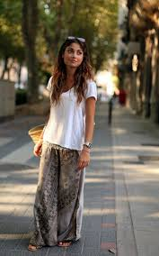 Boho Casual Outfit Pants