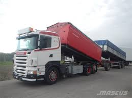 100 5 Axle Dump Truck Used Scania R440eurostenakorntip Dump S Year 2009 For