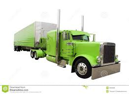 Big Rig Truck Stock Photo 2056088 - Megapixl