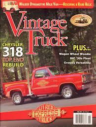 100 Vintage Truck Magazine Magazine Vol 17 No 2 Various Amazoncom Books