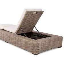 Smith And Hawken Patio Furniture Target by Premium Edgewood Wicker Patio Chaise Lounge Smith U0026 Hawken Target
