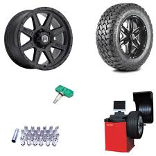 100 33 Inch Truck Tires Jeep JK Wheel And Tire Packages FCWT