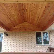 tongue and groove wood roof decking best 25 cedar tongue and groove ideas on diy exterior