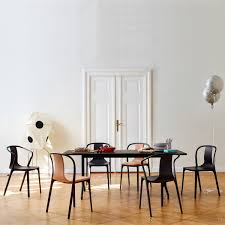 Belleville Armchair Plastic By Vitra In Our Shop