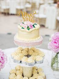Wedding Cake Ideas With Cupcakes