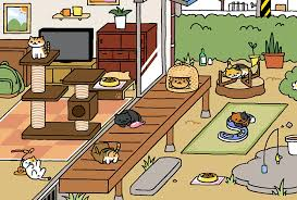 Neko Atsume Why Im The Office Cat Lady
