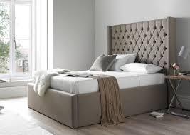 Islington Upholstered Bed Frame King Size Beds Bed Sizes