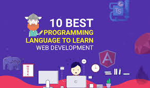 Best Programming Language to Learn Web Development in 2018