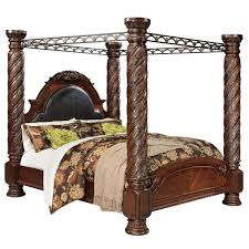 north shore king size bed b553 kbed ashley furniture afw