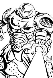 Hulkbuster Iron Man By IanJMiller On DeviantArt
