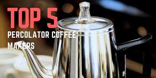 Stovetop Percolator Coffee Maker