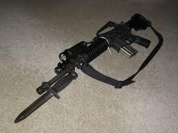 Laser Light mounted on AR 15