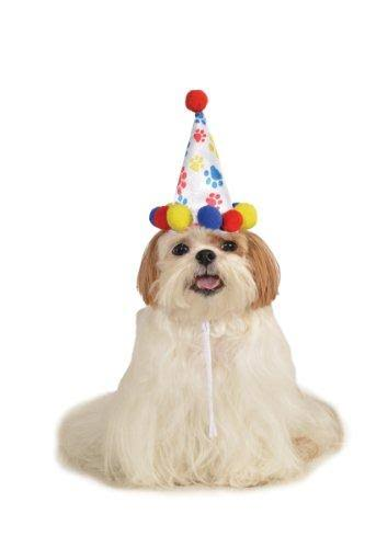 Rubie's Pet Birthday Hat