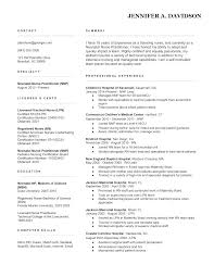 Rn Resume Format Examples Of Resumes Fresh Sample New Grad Nursing Template Nurses