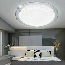 büromöbel metall led decken wand licht wohnzimmer rund 10