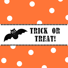 Halloween Candy Bar Wrappers Templates Free