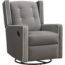 Walmart Swivel Chair Hunting by Baby Relax Mikayla Swivel Gliding Recliner Choose Your Color