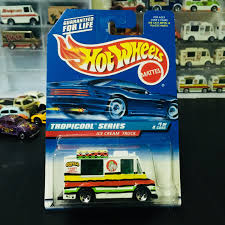 100 Ice Cream Truck Products Hotwheels RASTA Toys Games Other Toys On Carousell