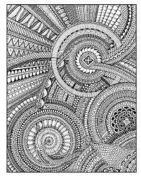 Between The Lines An Expert Level Coloring Book Peter Deligdisch 9781495337116