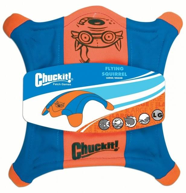 Canine Hardware 781012 Chuckit Flying Squirrel - Large