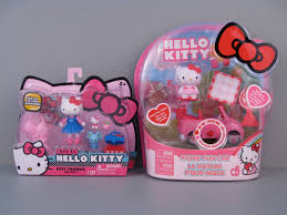 Hello Kitty Bathroom Set At Target by Hello Kitty Mini Dolls From Jada Toys And Blip Toys The Toy Box