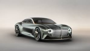 100 Bentleys On 27 Centennial Concept Car Comes With An AI Butler