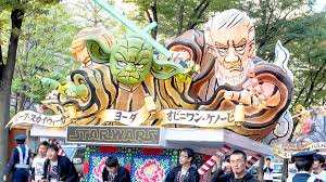 Anaheim Halloween Parade Time by Star Wars Halloween Parade In Japan ハロウィン Youtube