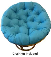 Oversized Papasan Chair Cushion by Amazon Com Cotton Craft Papasan Ivory Overstuffed Chair Cushion
